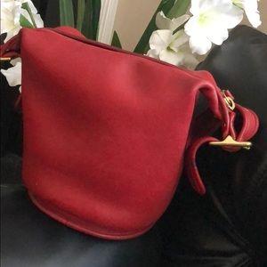 Coach Bags - Vintage COACH Bucket Bag